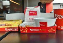 kuliner Richeese Factory Malang sandi iswahyudi