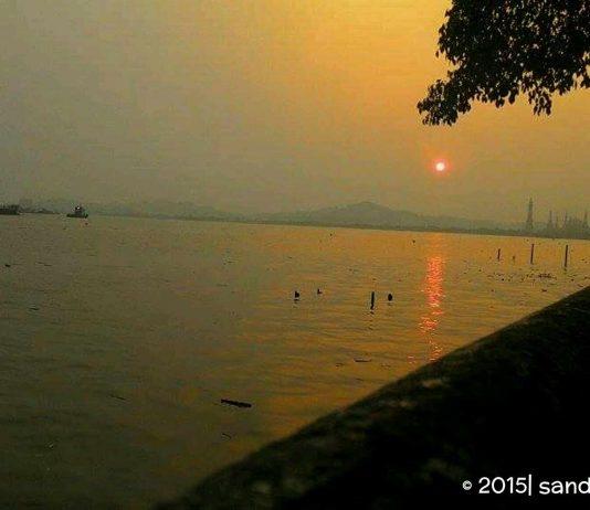 Tepian Sungai Mahakam samarinda sandi iswahyudi