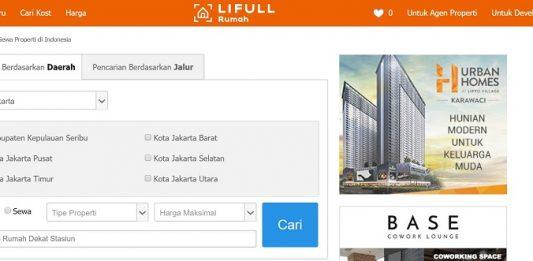 lifull website properti sandi iswahyudi blogger indonesia
