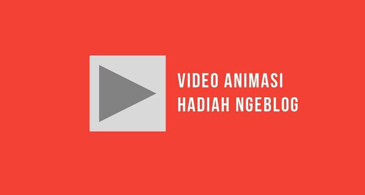 video animasi blogger indonesia sandi iswahyudi