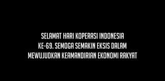 koperasi indonesia sandi iswahyudi