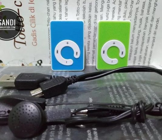 mp 3 player sandi iswahyudi