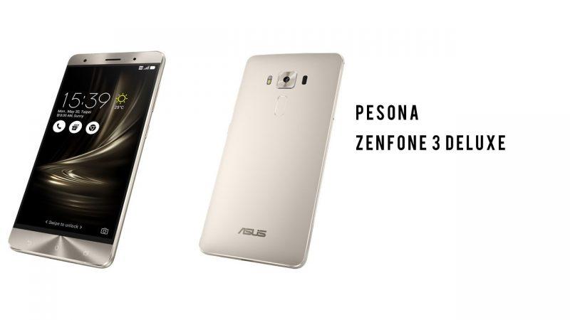 smartphone ASUS Zenfone 3 Deluxe sandi iswahyudi