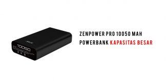 Zenpower Pro 10050 mAh sandi iswahyudi