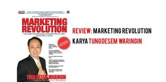 buku marketing revolution sandi iswahyudi