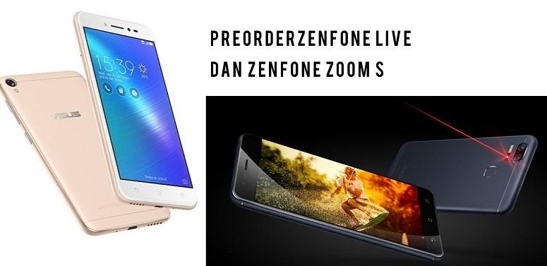 zenfone live dan zenfone zoom s sandi iswahyudi