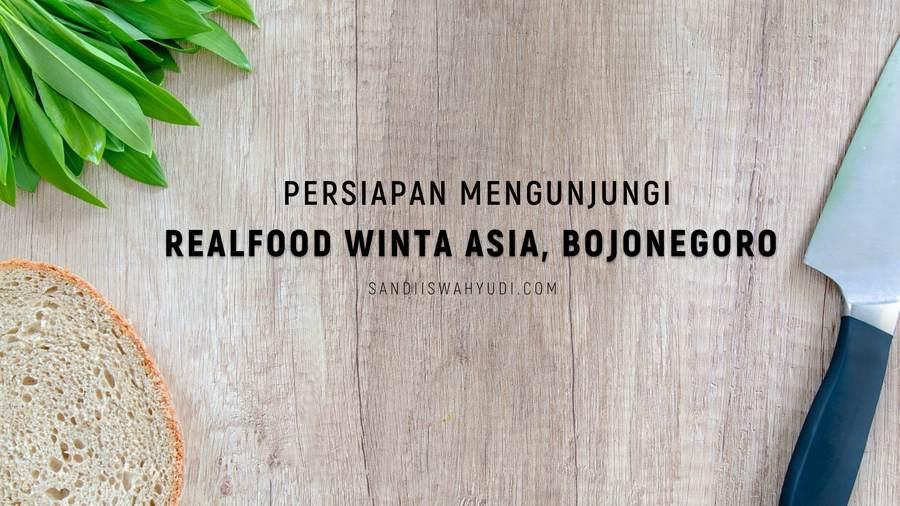 REAL food winta asia bojonegoro sandi iswahyudi