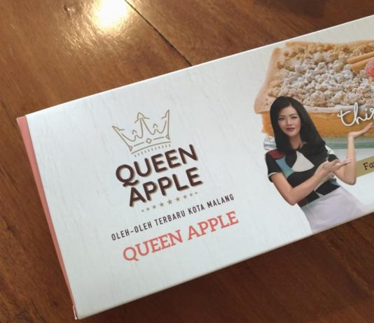 queen apple farah quinn sandi iswahyudi