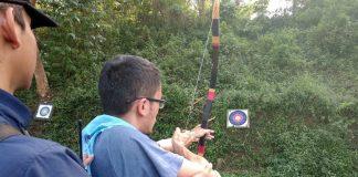 memanah olahraga sunah