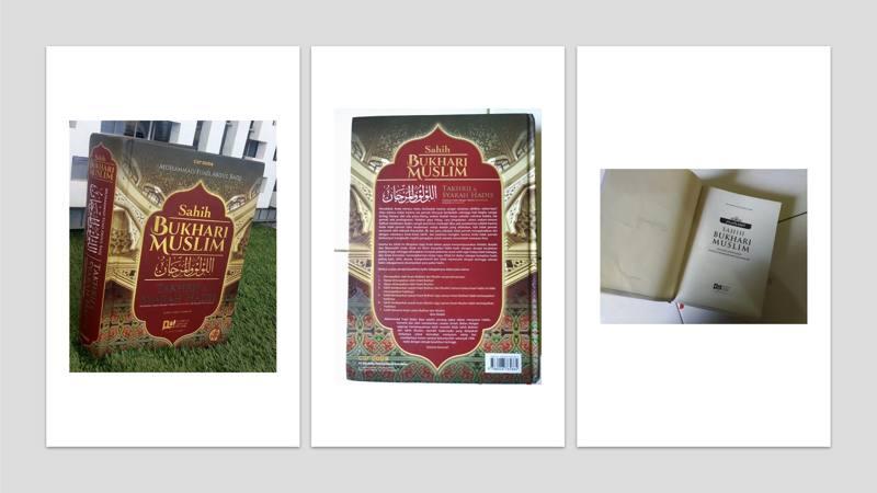 review buku bukhari muslim