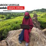 Zenbook UX391UA sandi iswahyudi
