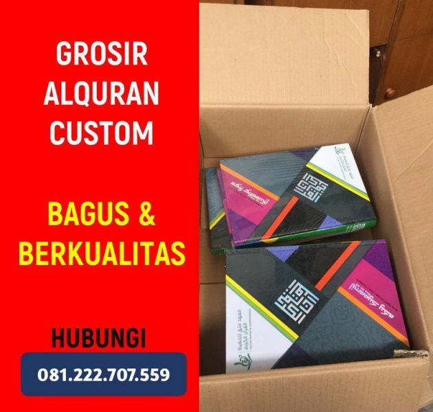 Jual Alquran Custom Bagus Berkualitas Kontak 085.755.711.079 grosir alquran (1)